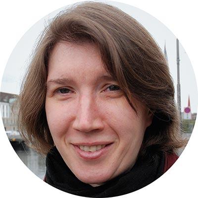 Portrait von Inna Hartwich