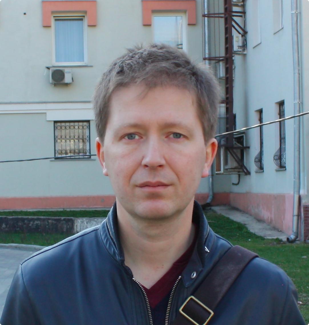 Portrait von Andrei Soldatow